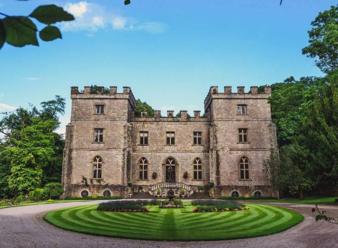 Clearwell Castle Wedding Venue in Gloucestershire