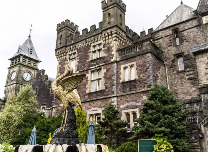 Craig Y Nos Castle Wedding Venue Mid Wales