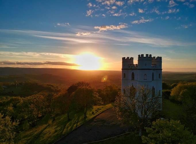 Haldon Belveder Lawrence castle Wedding Venue