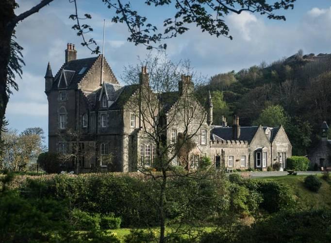 Lunga House Castle Wedding Venue Scottish Highlands