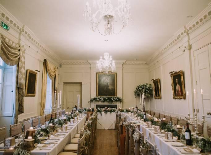 Pentillie Castle Wedding Venue Cornwall