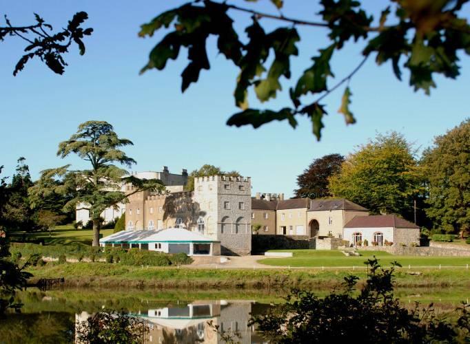 Slebech Park Castle Wedding Venue West Wales
