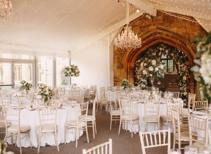 Sudeley Castle Wedding Venue Gloucestershire