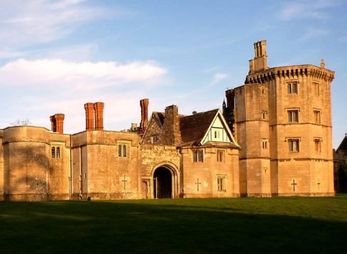 Thornbury Castle Wedding Venue Gloucestershire