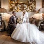 Wood Hall Hotel bride and groom in reception.jpg 37