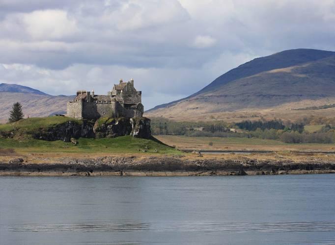 Duart Castle Wedding Venue Isle of Mull