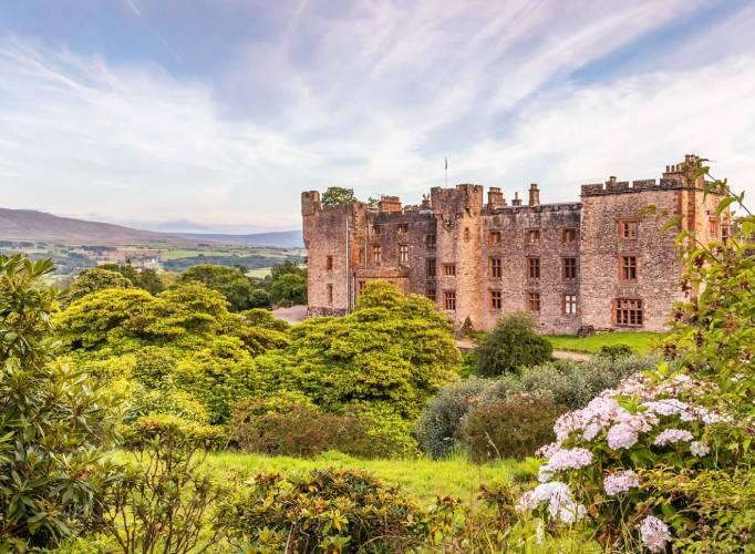 Muncaster Castle Wedding Venue Lake District