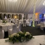 Pontlands Park Marquee Open Evening from top table.jpg 13