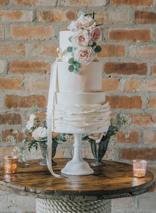 Wedding Cake Ideas