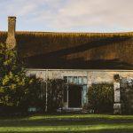 rear elevation of Dorset wedding venue