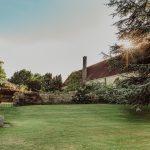 gardens at Hinton Manor Dorset