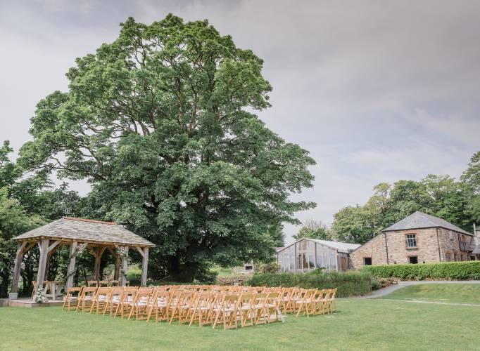 Eco weddings venue