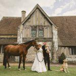 The Tithe Barn Horse and hounds at Hinton St Mary Tithe Barn.jpg 9