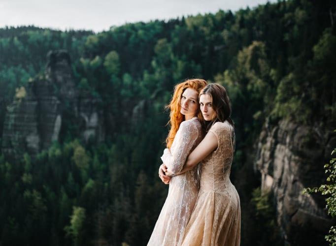 Same Sex Wedding Inclusive Wedding