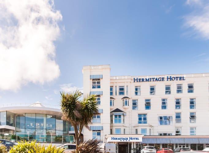 Amazing Beach Wedding Venues For Hermitage Hotel 1