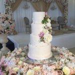 Park Hall Hotel and Spa Wedding cake.jpg 9