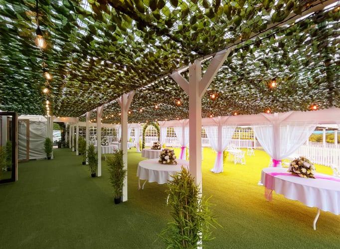 The Marquee At Ridgeway Golf Club Marquee Wedding Venue
