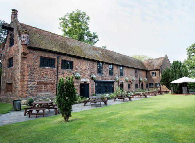 Tudor Barn Wedding Venue in Kent