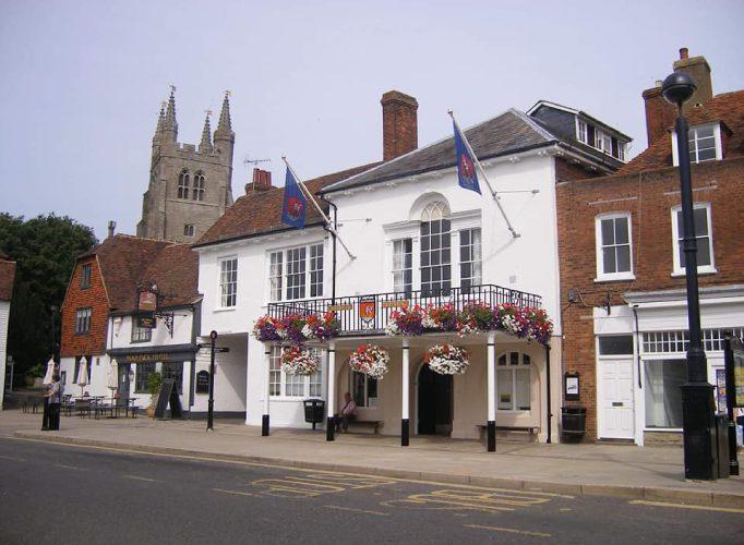 Tenterden Town Hall Wedding Venue in Kent