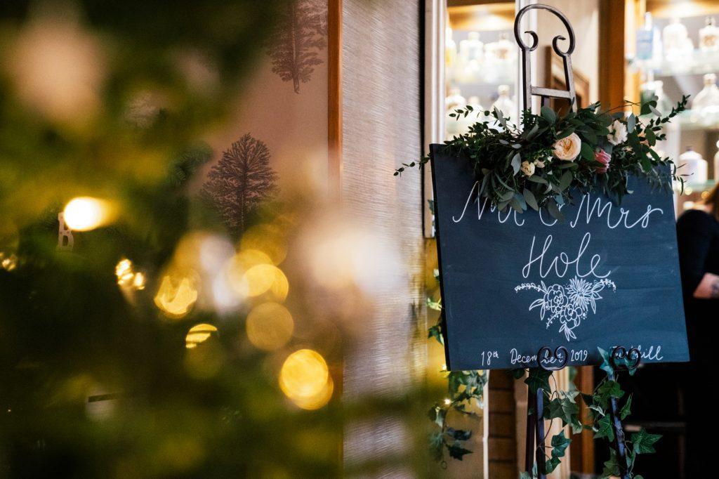 Fairyhill Real Wedding