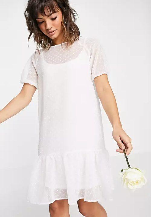 Stunning Short Wedding Dresses For ASOS Vila Dress 10