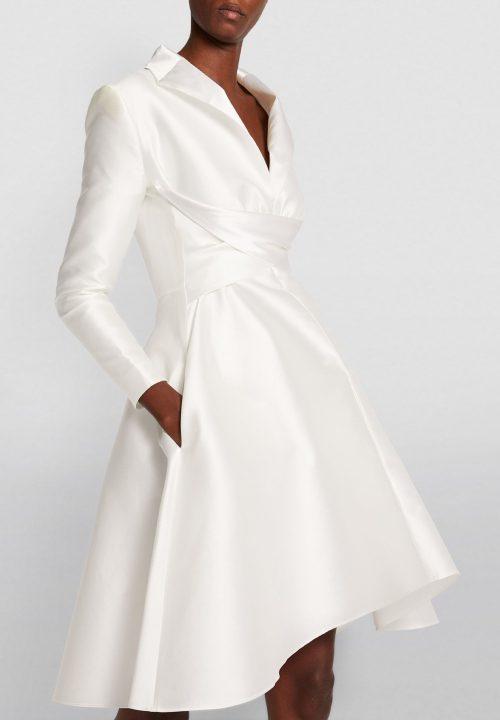 Stunning Short Wedding Dresses For Alexis Mabille Harrods 47