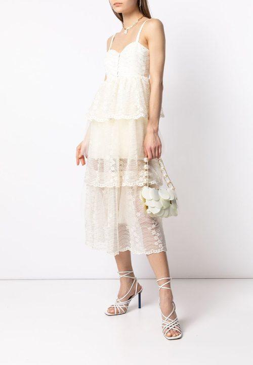 Stunning Short Wedding Dresses For Alice McCall Farfetch 51