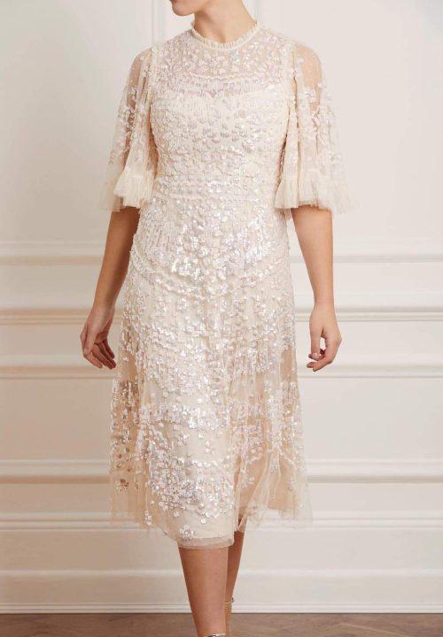 Stunning Short Wedding Dresses For Anais Ballerina 29