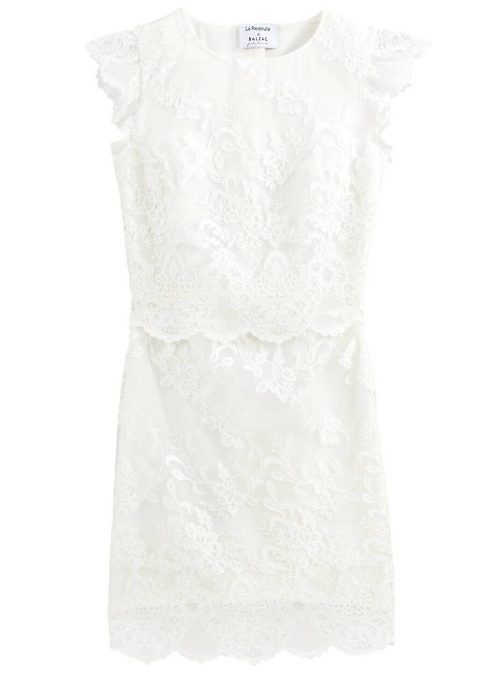 Stunning Short Wedding Dresses For BALZAC 3