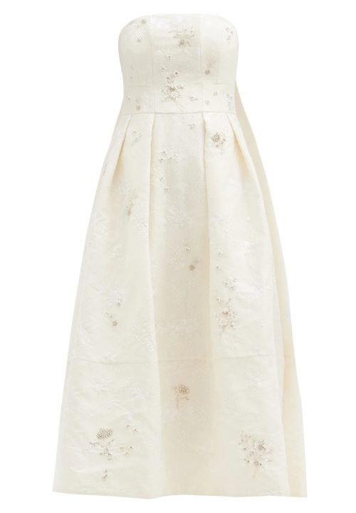 Stunning Short Wedding Dresses For Erdem 42