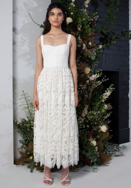 Stunning Short Wedding Dresses For French Connection 30