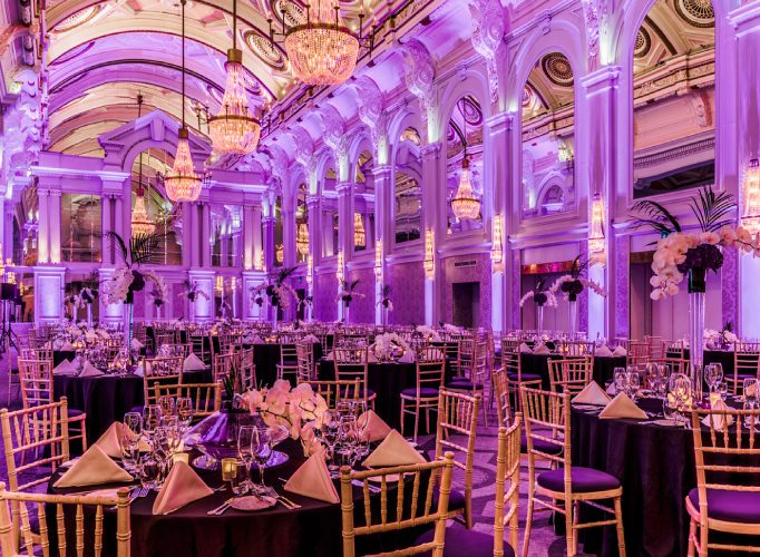Showstopping Wedding Venues In London Grand Connaught Rooms 12