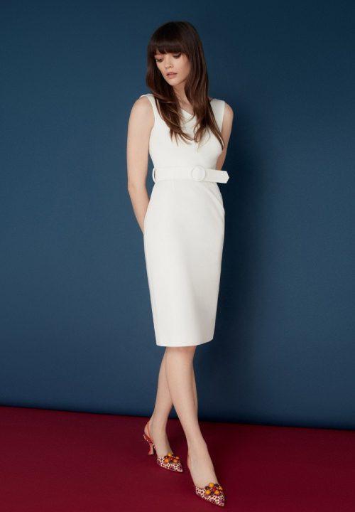 Stunning Short Wedding Dresses For Jane Monroe Jersey Dress 9