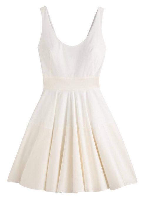 Stunning Short Wedding Dresses For LA MONET 18