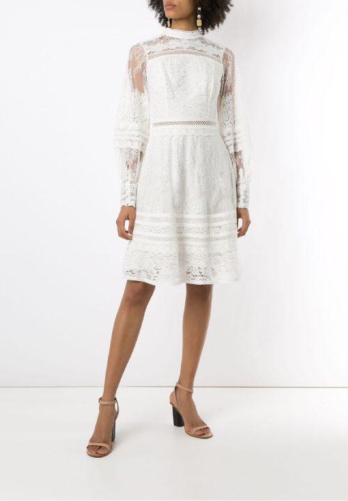 Stunning Short Wedding Dresses For Martha Medeiros Farfetch 35