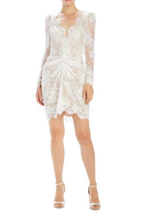 Stunning Short Wedding Dresses For Monique Ilhulier 34