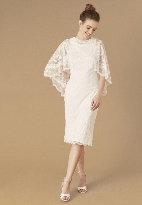 Stunning Short Wedding Dresses For Monsoon Dora 48