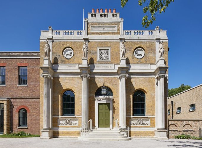 Showstopping Wedding Venues In London Pitzhanger Manor 16