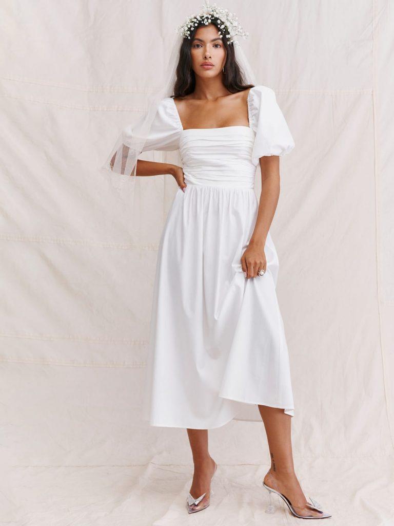 Stunning Short Wedding Dresses For Rachelle 11