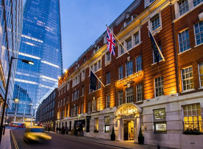 Showstopping Wedding Venues In London The Bridge Hotel 11