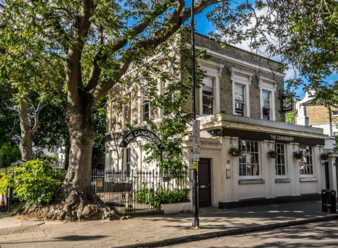 Showstopping Wedding Venues In London The Canonbury Tavern 8